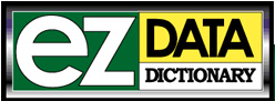 EZ Data Dictionary
